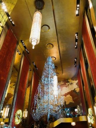 Radio City's Hall